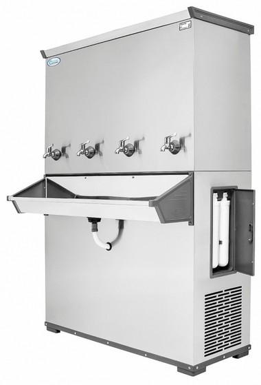 Bebedouro Inox Valinhos - Bebedouro Refrigerado