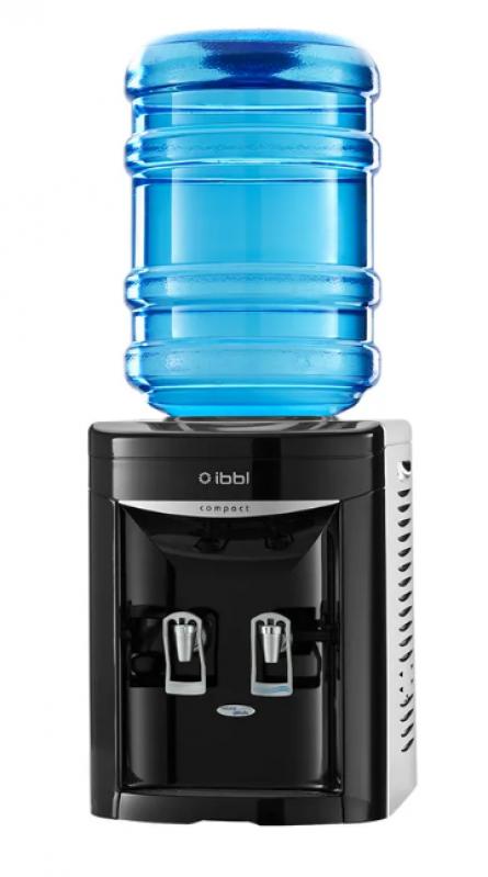 Compre Purificador de água com água Gelada Tietê - Purificador de água de Mesa