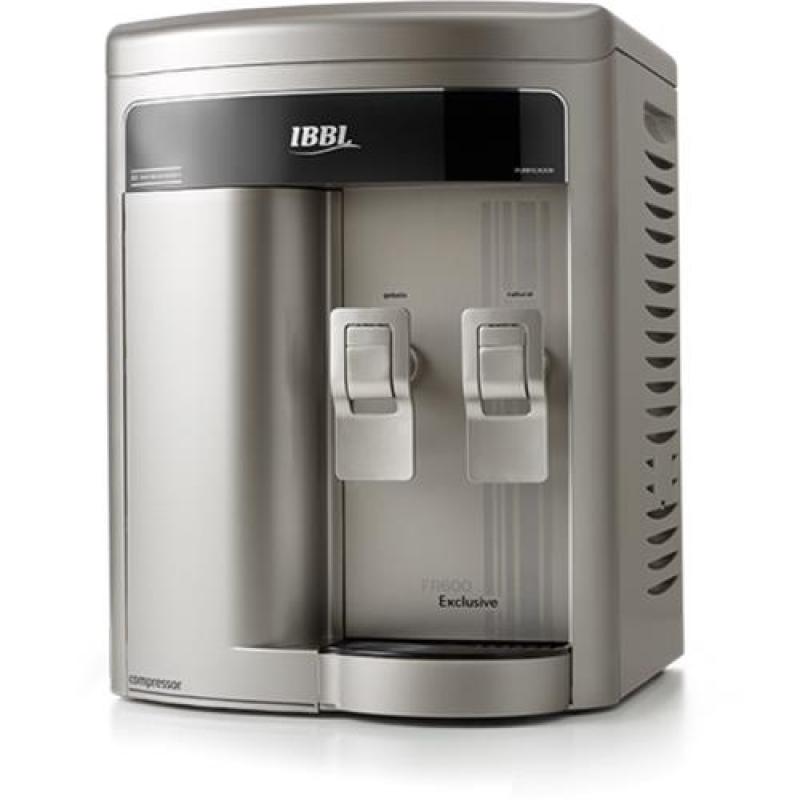 Compre Purificador de água com Compressor Sumaré - Purificador de água de Mesa