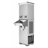 filtro de água gelada industrial Capivari