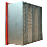 filtro de ar de uso industrial Iracenapolis