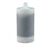 troca de refil de filtro para torneira