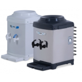 venda de filtro de água galão 20 litros gelada Capivari