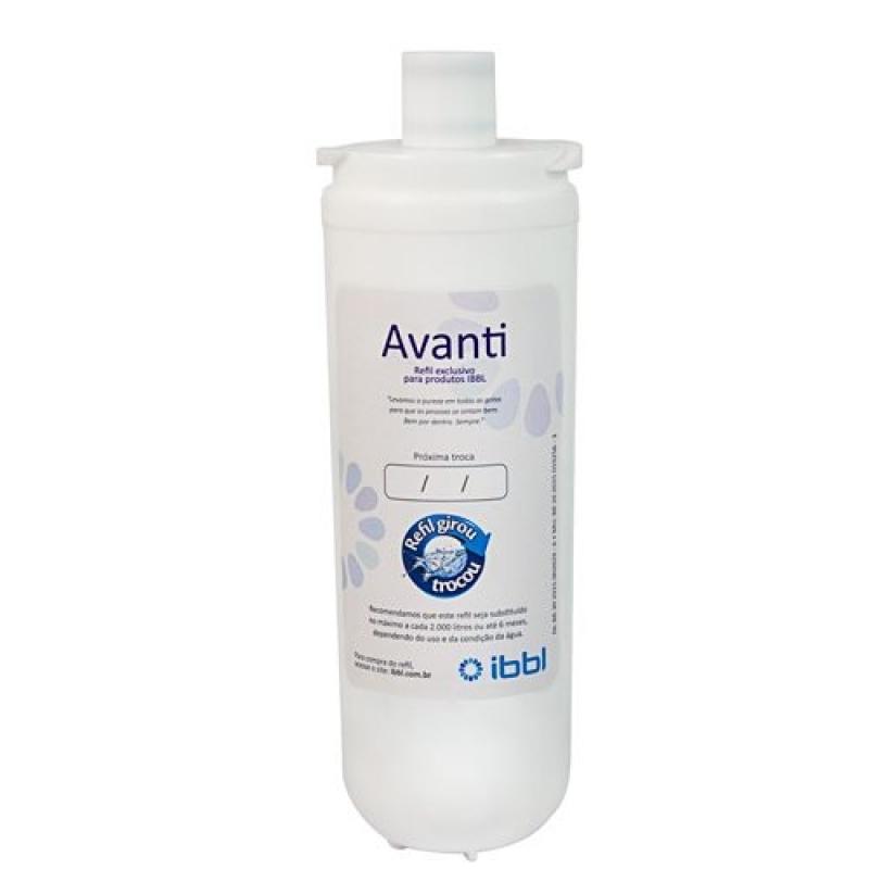 Troca de Refil para Filtro de água Orçamento Capivari - Troca de Refil de Filtro de Barro